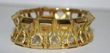18Kt Italian Design Bangle Bracelet