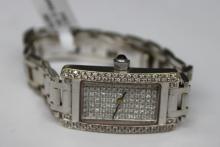 14Kt WG 2.00ct Watch