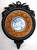 Rare Antique Hand Painted French Sevres Charger