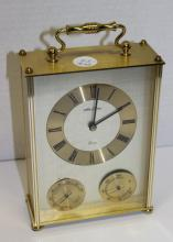Seth Thomas German Weatherset Model 272 Clock