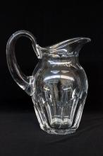 St. Louis Crystal Pitcher