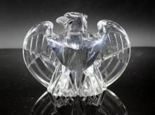 Steuben Crystal Eagle
