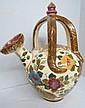 Fischer J. Budapest Pottery Ewer