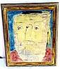 Ben - Zion Weinman (American, 1897-1987) Gouache
