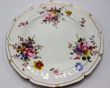 10 Pc. Royal Crown Derby Dinner Plates