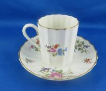 Royal Worcester Roanoke Cup & Saucer