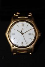 Men's 18Kt YG Ebel 911 Wristwatch