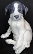 Royal Copenhagen Porcelain Puppy