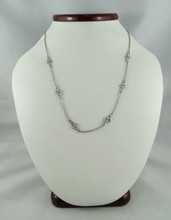 Platinum 2.50ct Diamond Necklace