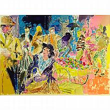 LeRoy Neiman, American (1921-2012) Color Serigraph, My Fair Lady.