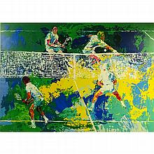 LeRoy Neiman, American (1921-2012) Color lithograph