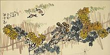 20th Century Chinese School Ink and Color on Paper
