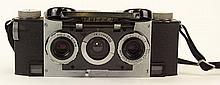 Vintage Stereo Realist Camera in Case. Marked Appropriately. Appears to be in Good Original Condition. The gallery makes no warranty regarding the operating condition of cameras. Shipping $55.00