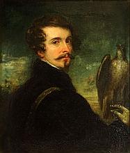 after: Franz Xavier Winterhalter, German (1805-1873) Oil on canvas