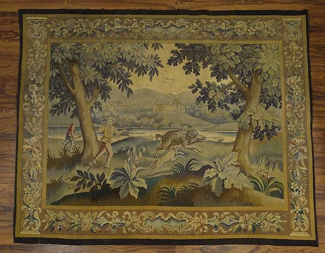 19/20th Century French Tapestry