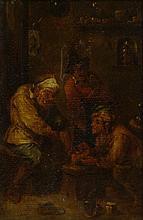 19th Century or Earlier Dutch School Oil on Panel