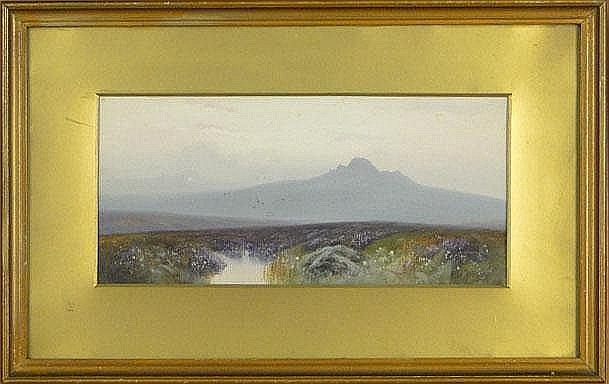 Herbert W Hicks United Kingdom (1880-1944)  Watercolor