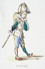 EDOUARD MANET 1832 Paris 1883 Polichinelle