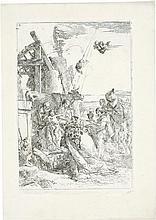 *Giovanni Battista Tiepolo Venedig 1696 - 1770 Madrid Adorazione dei Magi