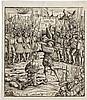 *Hans Burgkmair der Ältere 1473 Augsburg 1531 Aus Weisskunig - Die Hinrichtung des Pflegers von Kufstein, Hans Pinzenauer, und seiner Genossen, Hans Burgkmair, CHF0
