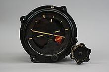 Vintage Jack & Heintz Inc Gyro Horizon Indicator #AN-5736-1