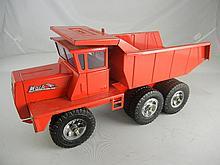 Vintage Buddy L Mack Hydraulic Dump Truck 20-1/2