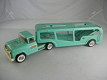 Vintage Buddy L Car Carrier 27