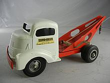 Vintage Smith Miller Tow Truck 14-1/2