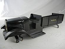 Rare Sonny Buddy L Railroad Truck Body Restored 23