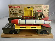 Vintage Nylint Guided Missle Carrier #2800 15