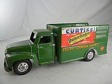 Vintage Buddy L Railway Express Agency Curtiss Butterfinger Delivery Truck 22