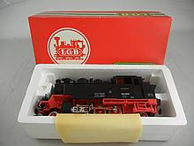 LGB G Scale East German Railway 2-6-2 Steam Locomotive #2080D MIB