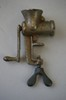 JP Co. NYC Antique Childs Meat Grinder (Possible Salesman Sample), 5