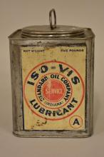 Vintage Standard Oil Indiana Lubricant Can