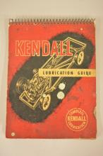 1955 Kendall Lubrication Guide 105 Pages