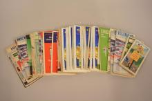 Lot of Various Service Station Maps-sinclair, Gulf, Standard, Texaco and more