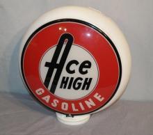 Ace High Gas Globe on Gill Body