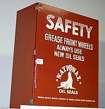 National Oil Seal Safety Cabinet
