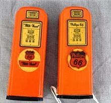 Phillips 66/Phillips 66 Flite Fuel Salt and Pepper Shaker Set