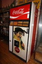 Argentine Gaucho Coke Machine