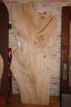 American Slab Cut Wood Panel