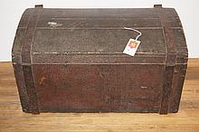European Wooden Trunk