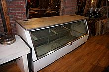 American Enamel & Glass Display Case