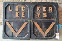 American Locker Key Cabinet