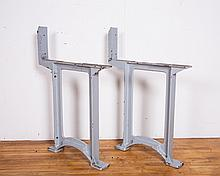 Pair of American Iron Legs