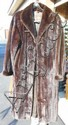 Dion Furs Full Length Mink Coat, Only 4 years old!, Mint Condition