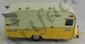 1959 Shasta Original Tin Toy Travel Trailer
