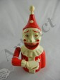 Vintage Clown Bank 1st State Savings Bank & Horner Soprano In Case