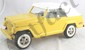 Tonka Convertible Yellow Jeepster