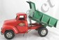 Tonka Red and Green Dump Truck